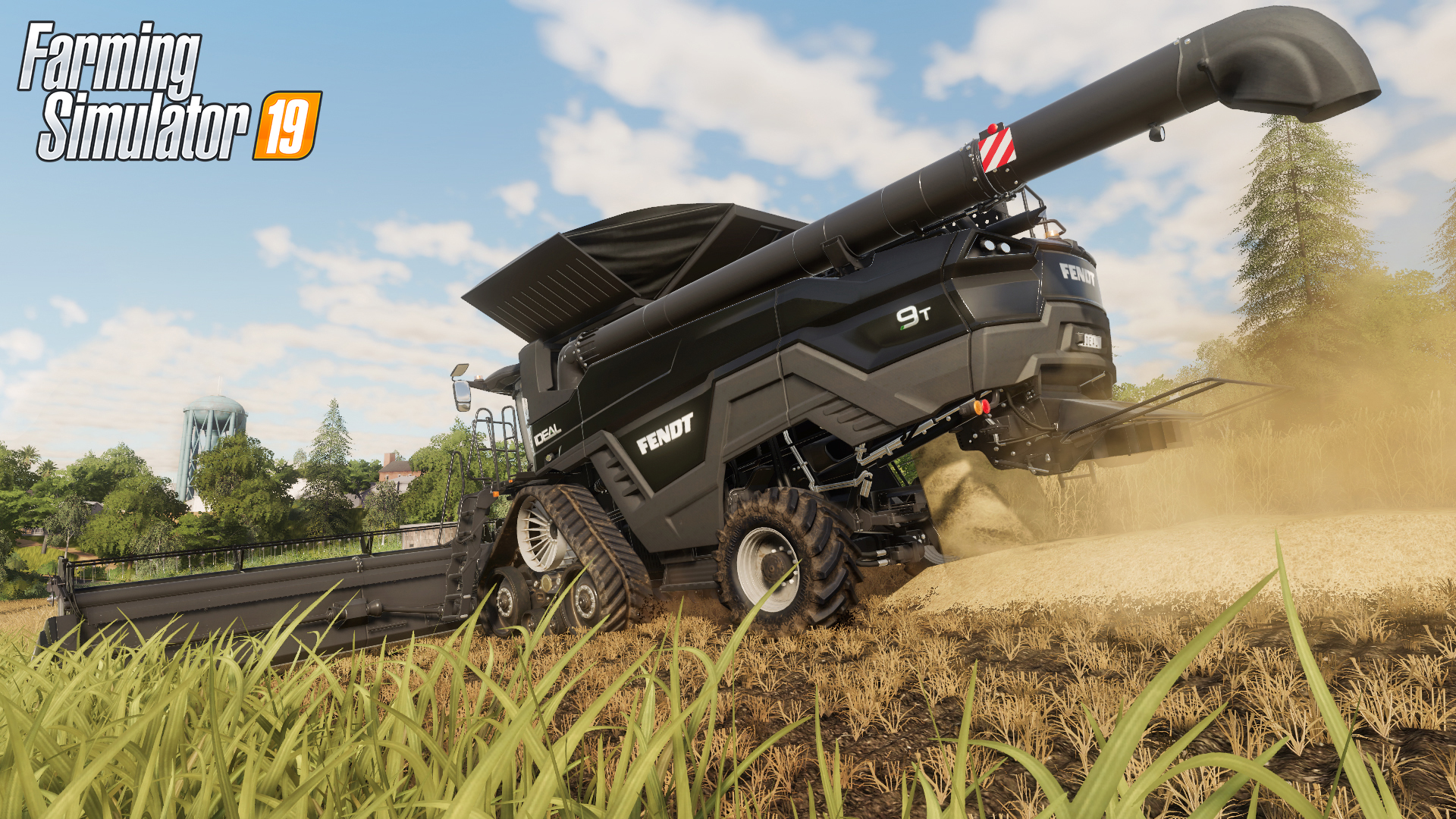 Farming Simulator 19 video trailer