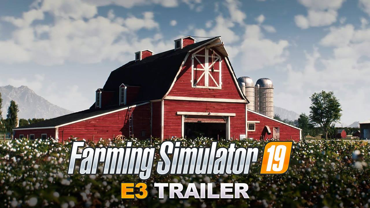 Farming Simulator 19 Improved Farm Creation