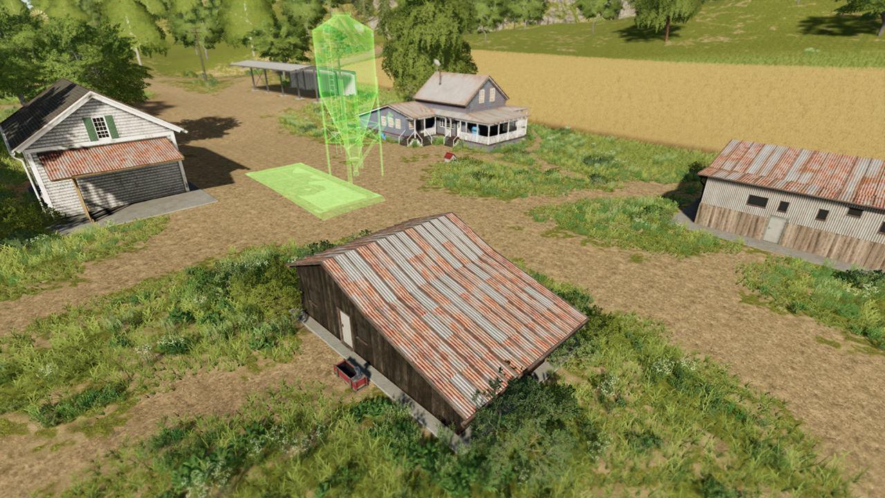 Farming Simulator 19 Improved Farm Creation