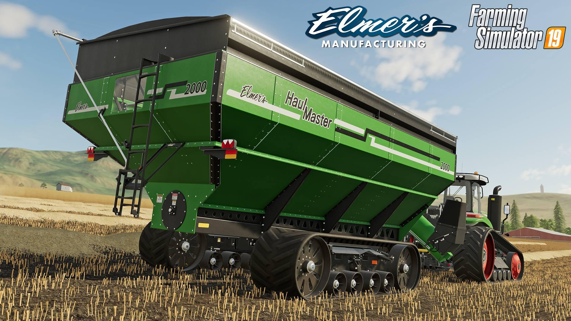 Farming Simulator 19 XTRACTOR | FS19 mods, Farming simulator