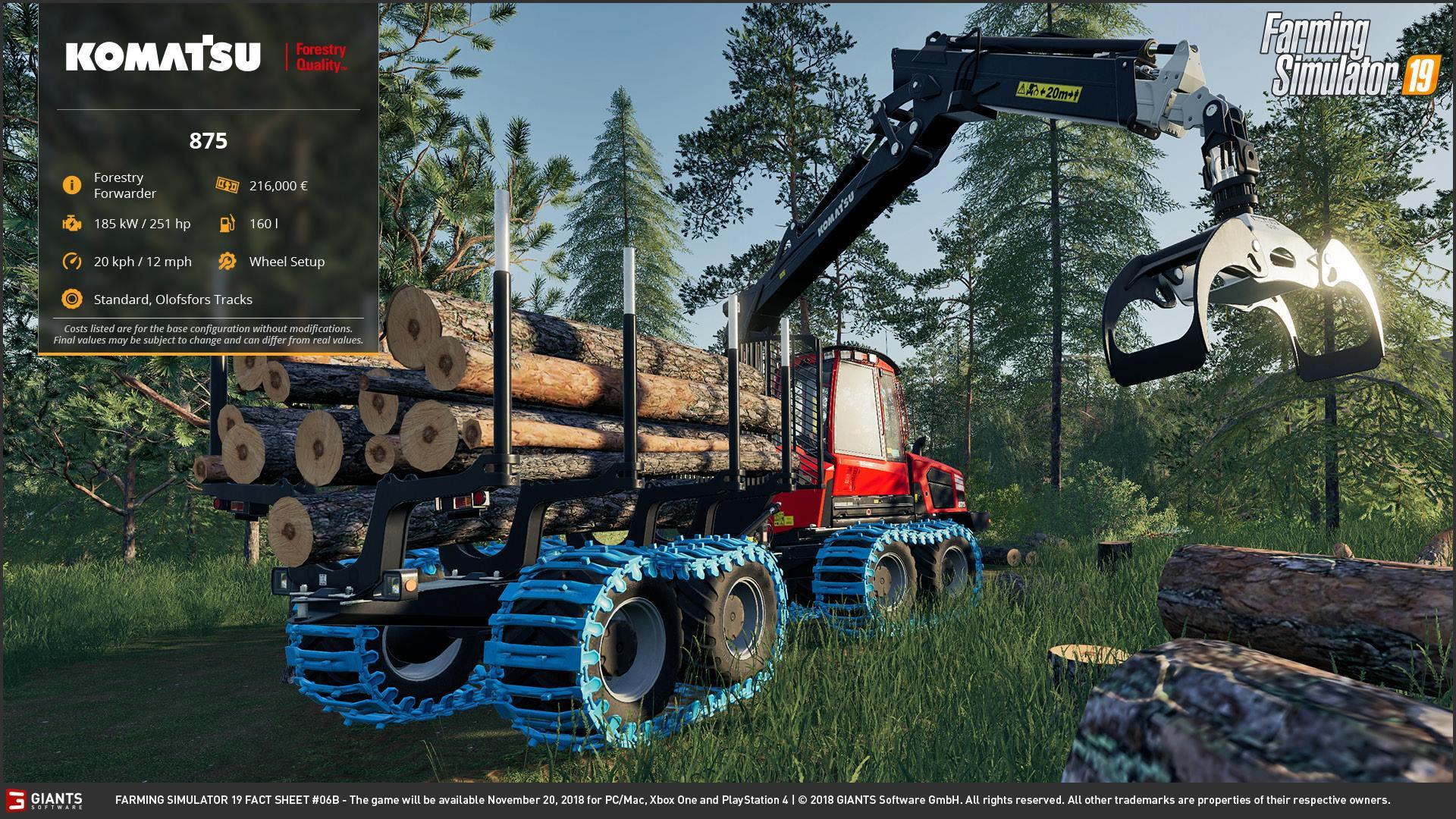 FactSheetFriday #3   FS19 mods, Farming simulator 19 mods