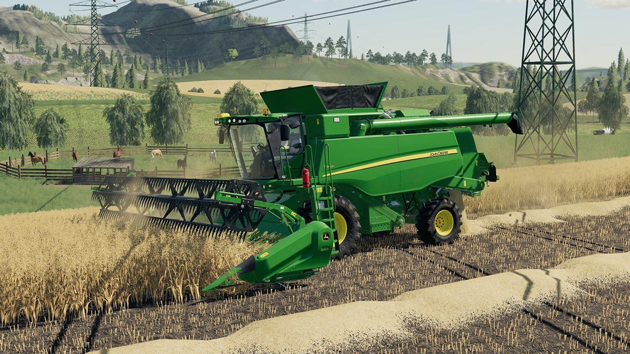Farming Simulator 2019 New Crops & Weed Control