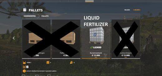 10K capacity liquidTank Fertilizer v 1.0