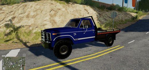 1983 Ford f150 v 1.0