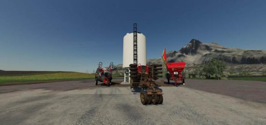All-In-One Placeable filling station v 1.2