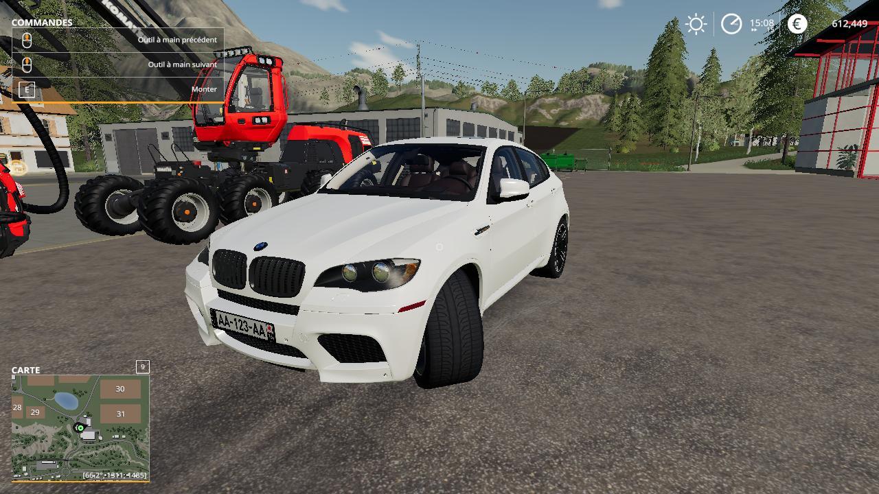 BMW X6M SKIN v 1.0