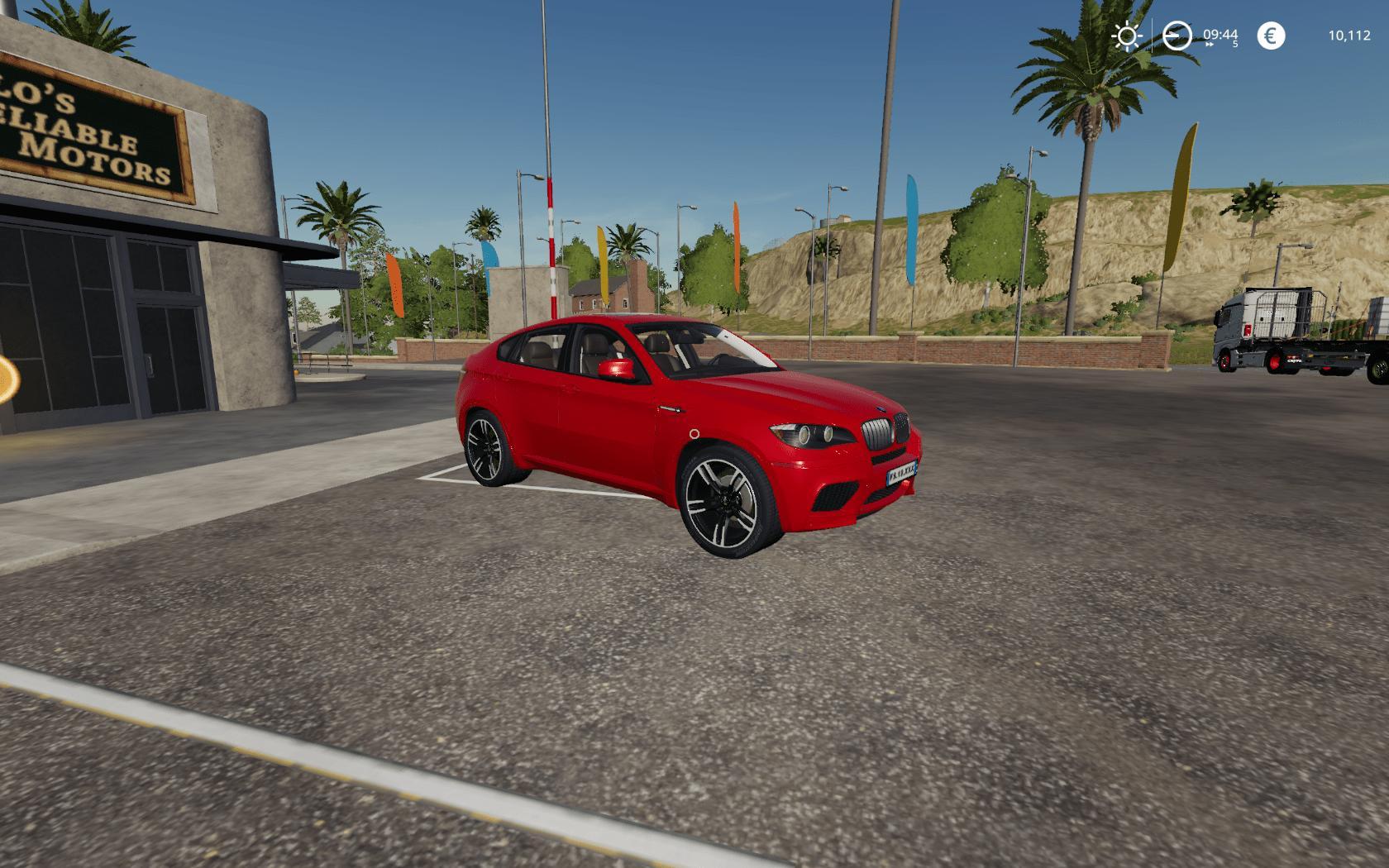 BMW X6M v 1.0