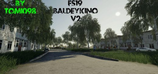 Baldeykino V2 Edit By Tomi098