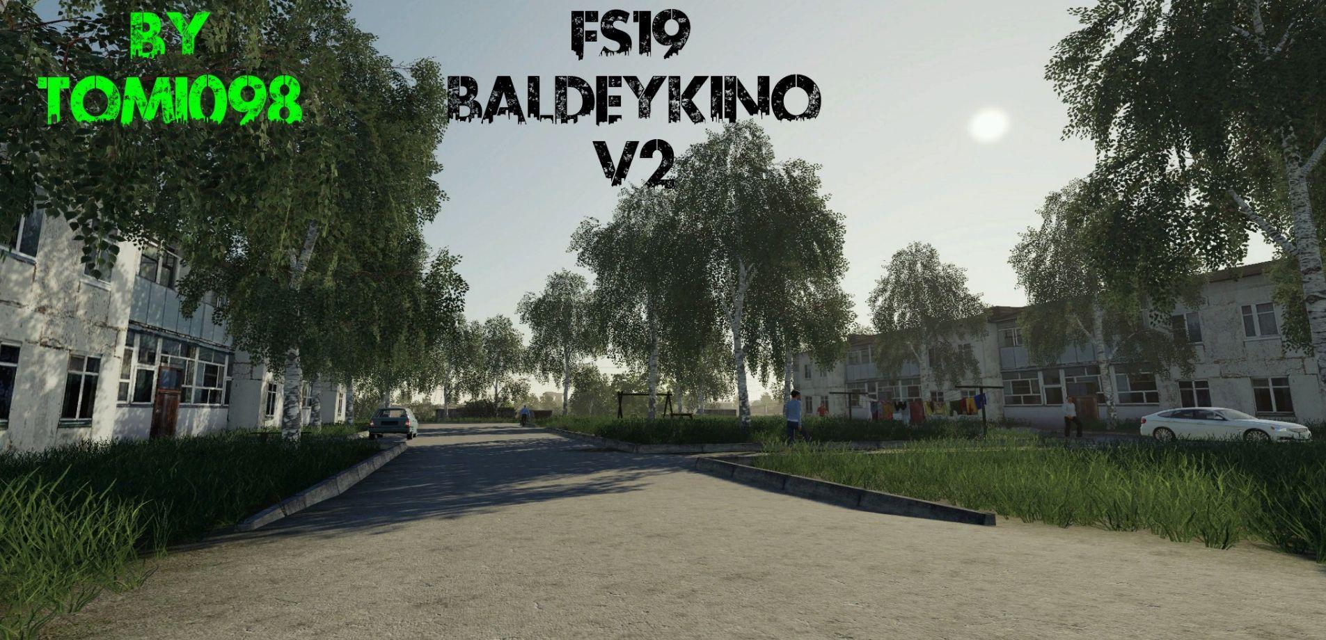 Baldeykino V2 Edit By Tomi098
