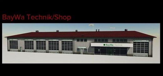 BayWa Shop/Technik v 1.0