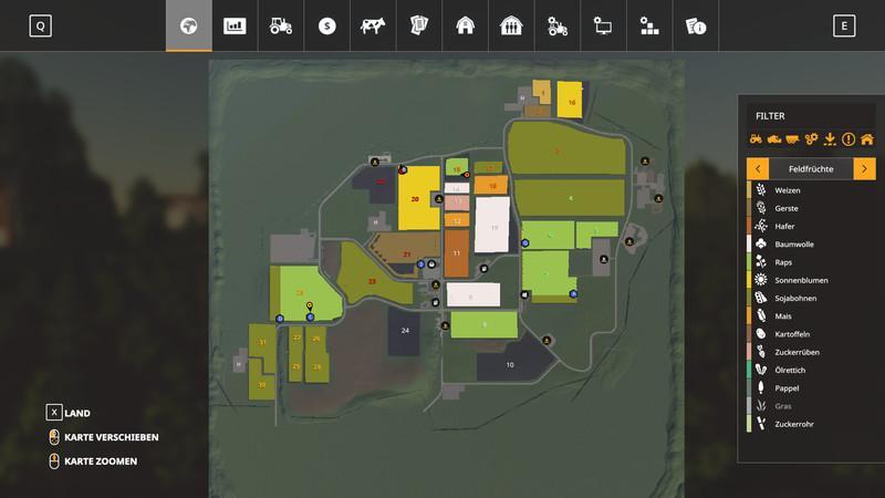 Bettingen Map v 0.9.9
