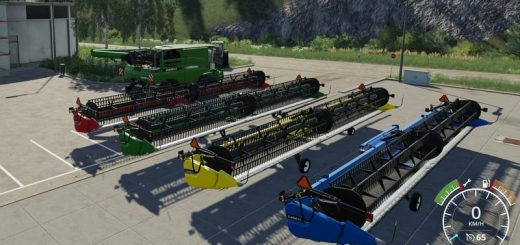 Case IH 3162 cutting unit v 1.0