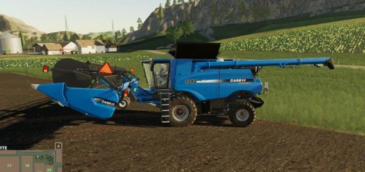 Case IH 9240 Axial Flow v 1.0.0.1