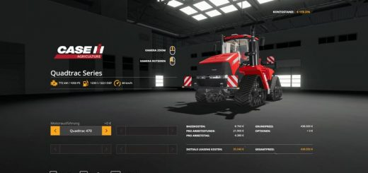 Case IH Quadtrac V 1.0