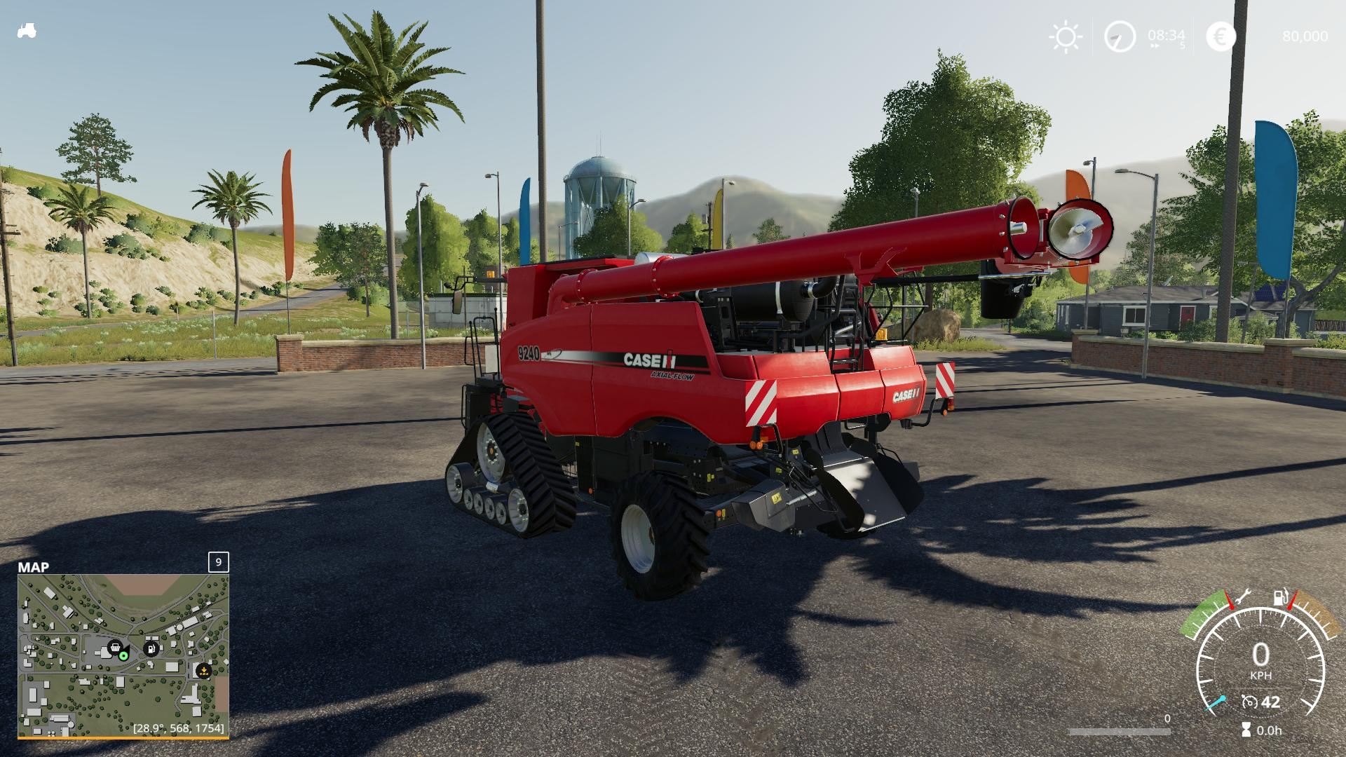 Case IH Axial-Flow 9240 Series v 1.0