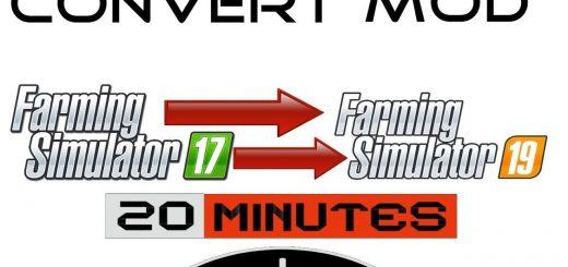 Convert a Mod in 20 mins v 1.0