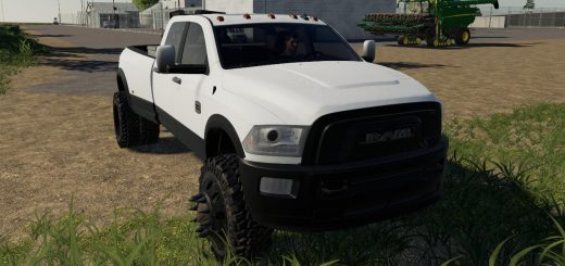DodgeRam 3500 v 1.0