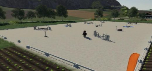 Equestrian field v 1.0