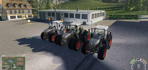 Fendt 1000 Vario Black Beauty v 1.0