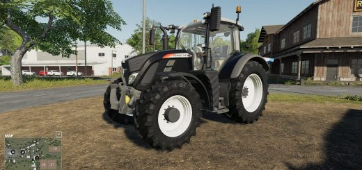 Fendt 700 Vario S4 Customizable v 1.0.0.1