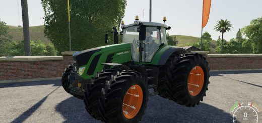 Fendt 900 Vario by Stevie