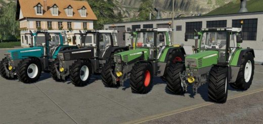 Fendt Favorit 500 by callme2d