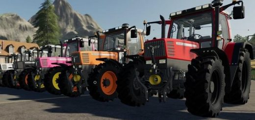 Fendt Favorit 500 with color choice v 1.0
