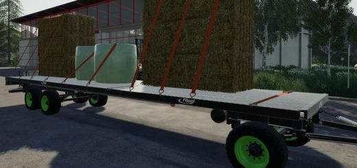 Fliegl DPW180 with 11 tension belts v 1.0