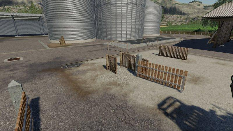 Gates Pleacable v 1.0