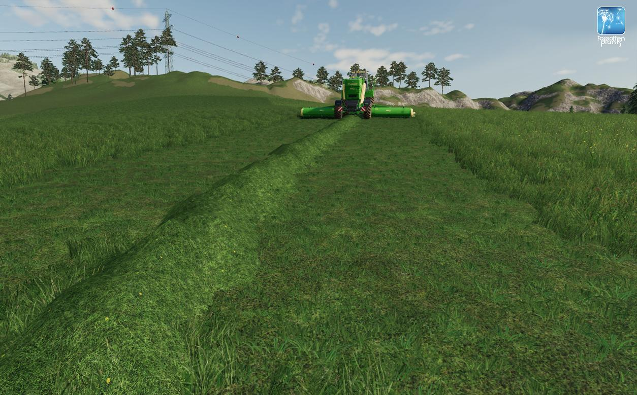 Forgotten Plants - Grass / Acre v 1.0