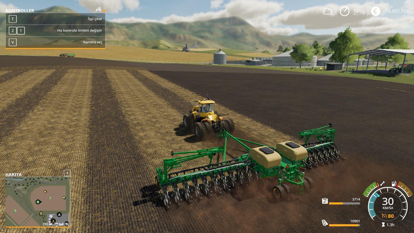 Great Plains yp2425A V 1.0