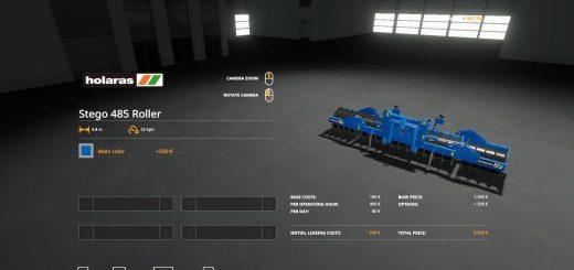 Holaras Stego 485 Roller v 1.0