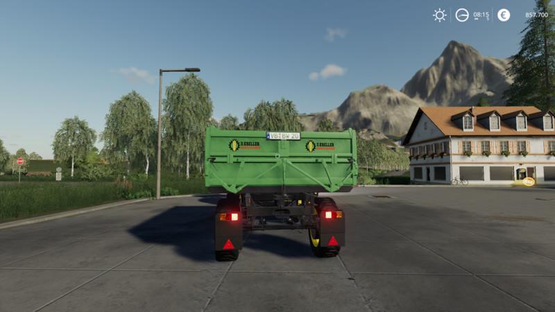 Hw 80 trailer v 1.1