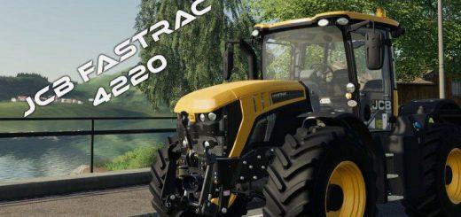 JCB Fastrac 4220 v 1.0