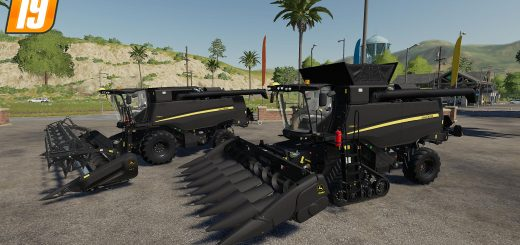 JD T560 Black Edition Set v 1.0