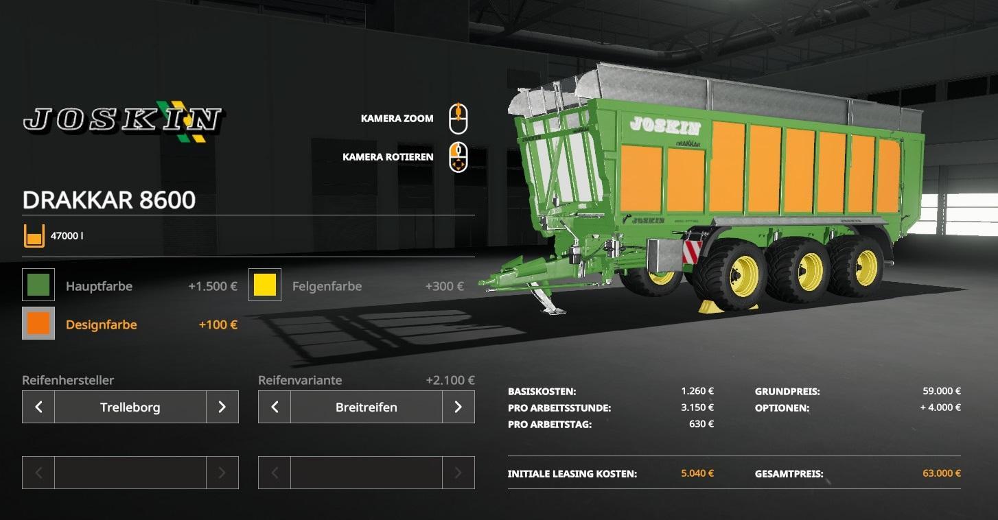 JOSKIN 8600 v 1.0.4