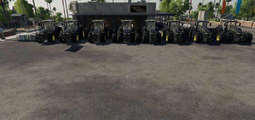 John Deere Black Shadow v 1.0
