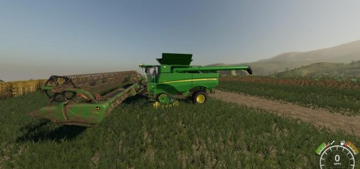 John Deere S790 VE Pack v 1.0