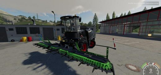 Krone Pack BigX1180 & X-Collect900-3 - MultiColor V 1.0