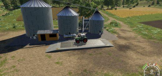 Large Grain Silo v 1.0.1