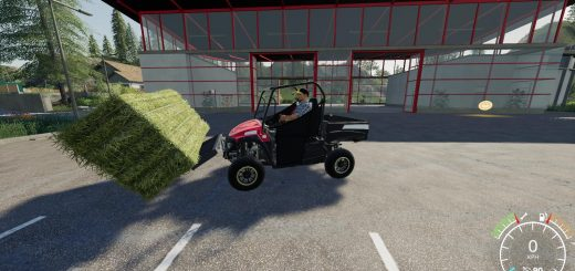Mahindra Retriever Utility Model v 1.0