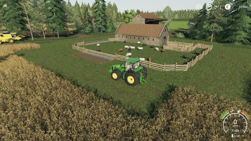 Old sheep placeable v 1.0