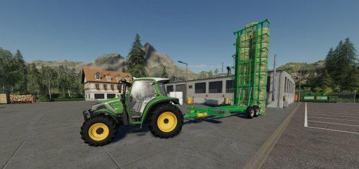 Pack loaders transporters rolls v 1.0
