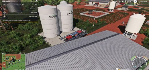 Placeable Cargill Liquid Fert Refill Tanks v 1.0
