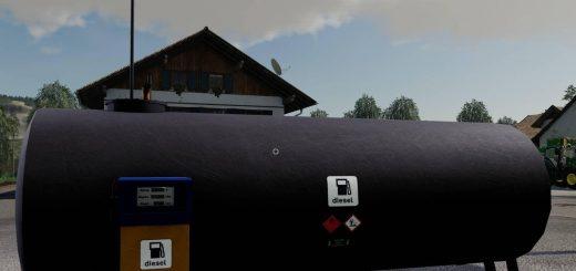 Placeable Refuel Pump v 2.0