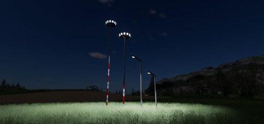 Placeable light pack v 1.0