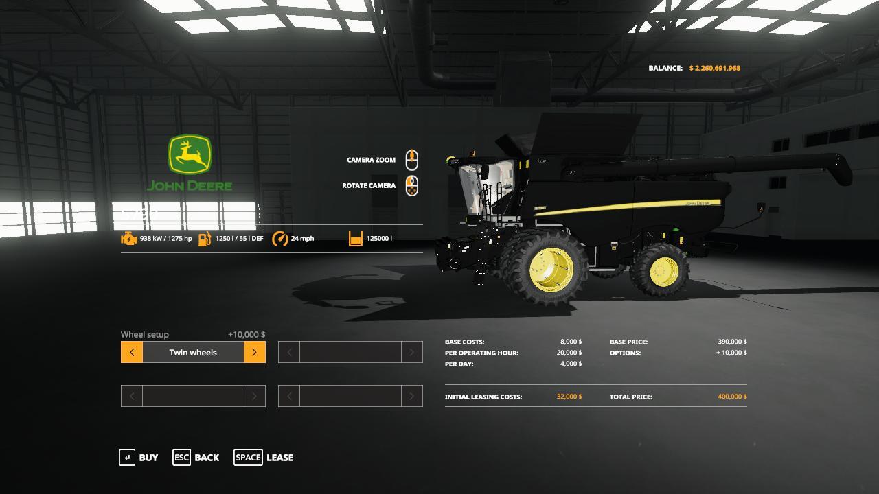 S790 VE Pack Black v 1.0