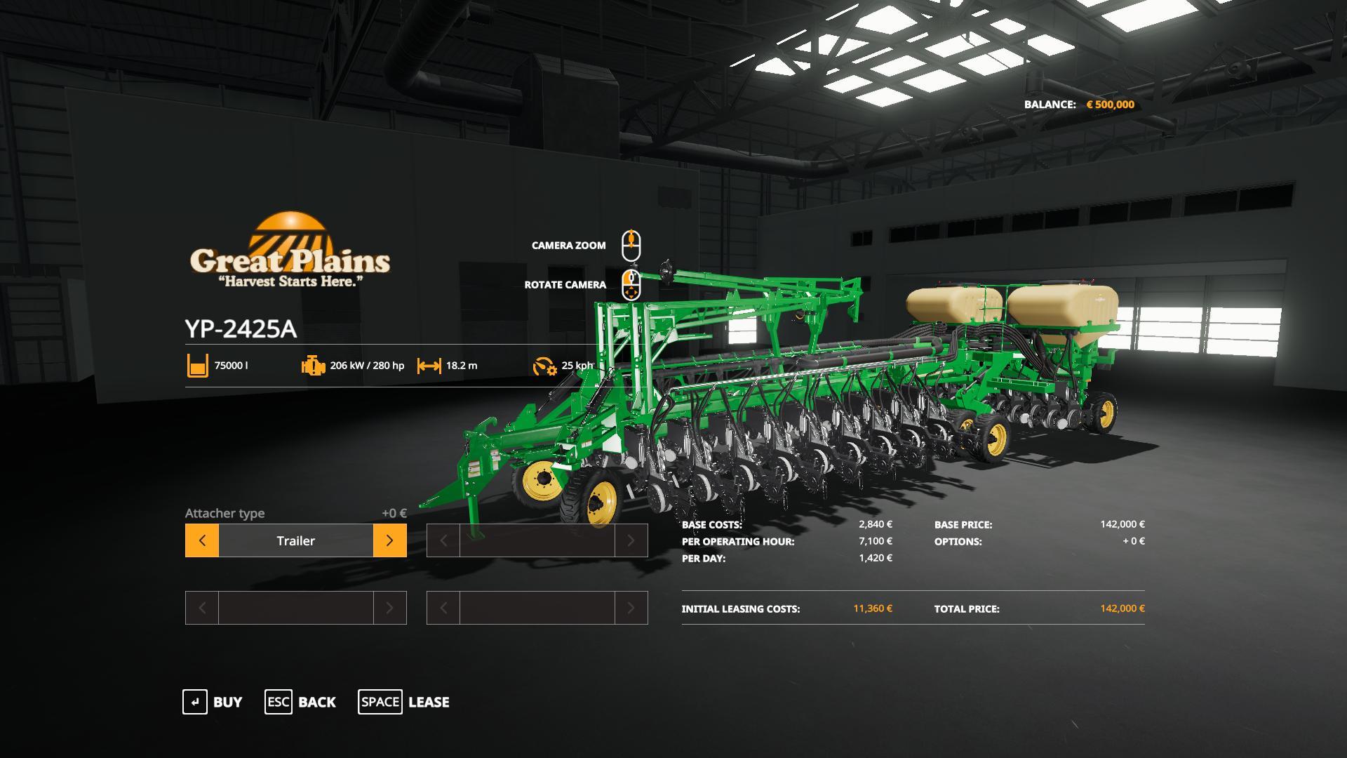 Seeder Pack v 1.0