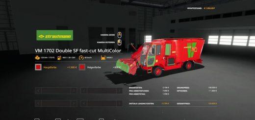 Strautmann vertiMix1702 - Double loading capacity v 1.0