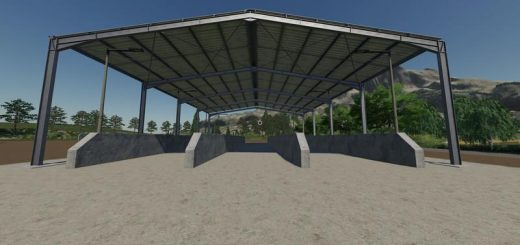 Triple silo Placeable v 1.0
